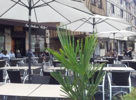 Hotel du Pot d'Etain, Шалон-ан-Шампань