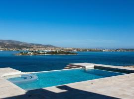 Paradise Villa, Antiparos Town