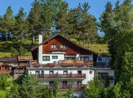 Pension Schwalbennestl, Mittenwald