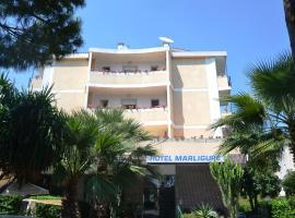 Hotel Marligure, Bordighera