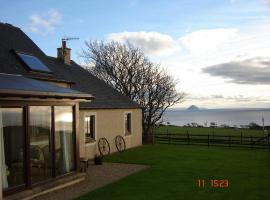 Shannochie Cottages, Kildonan
