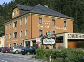 Hotel Gasthof Stefansbrücke, Innsbruck