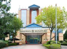 Sandman Signature London Gatwick, Crawley
