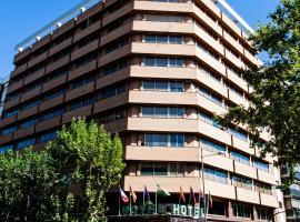 Hotel Condestable Iranzo, Jaén