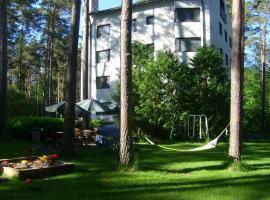 Hotelli Mäntylinna, Ylihärmä