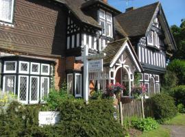 The Corner House, Rye