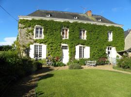 Le logis du Ray, Saint-Denis-d'Anjou