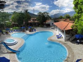創始人賓館, Santa Fe de Antioquia