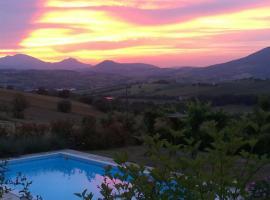 Country House La Casa dei Fiori, Matelica