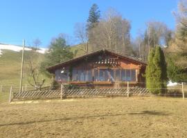 Ferienhaus Lerchli, Rüschegg-Gambach
