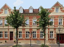 Hotel Stadt Beelitz, Beelitz