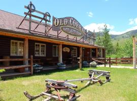 Old Corral Hotel & Steakhouse, Centennial
