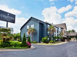 Country Inn & Suites by Carlson Atlanta I-75 South, Morrow