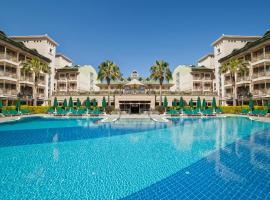 Can Garden Resort, Sidė