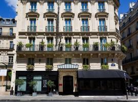 Hotel Châteaudun Opéra