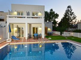 Oliv Apartments, Platanes