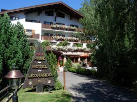 Park Hotel Leonardo, Moena