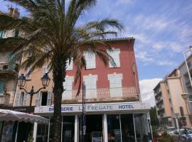 Hotel Restaurant La Frégate, La Seyne-sur-Mer