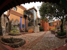 Hotel Boutique Casa Mellado, 과나후아토