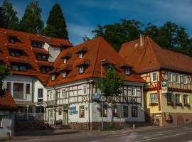 Hotel Bär, Sinsheim