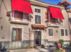 Villa Donna Fausta P., Agerola