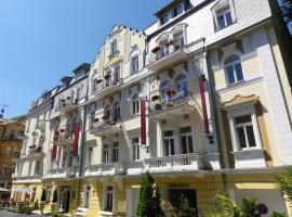 Residence Hotel Romanza, Mariánské Lázně