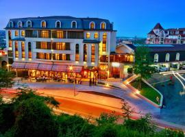Retro Hotel, Haskovo