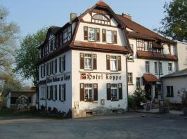 Hotel Waldhaus Zur Köppe, Bad Klosterlausnitz