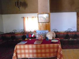 Ste Auberge Itrane sahara, Taouz