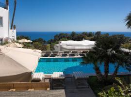 Hotel Canasta, Capri