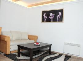 Hunyadi Ter Apartments