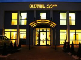 Hotel A4 MOP Kępnica, Jaworzno