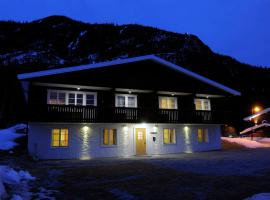 Eriks Villa, Funäsdalen