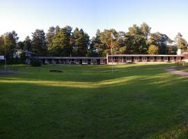 Laulasmaa Holiday Center, Laulasmaa