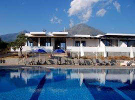 Eroessa - Samothraki Beach Apartments & Suites Hotel, Makrilies