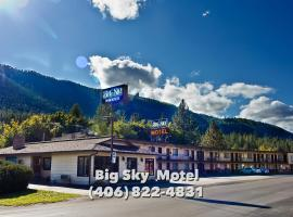 Big Sky Motel, Superior
