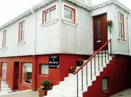CB Guesthouse, Keflavík