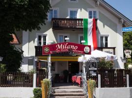 Hotel Ristorante Milano, Bad Tölz