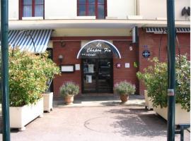 Hôtel le Chapon Fin, Moissac