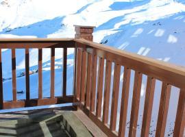 Valle Nevado Vip Apartment Ski Out-In, Valle Nevado