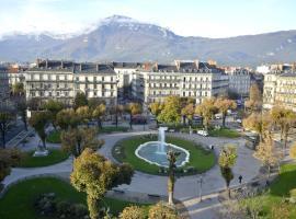 Hôtel d'Angleterre Grenoble Hyper-Centre