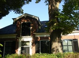 Erfgoedlogies B&B Onder de Kastanjes, Wehe-den Hoorn