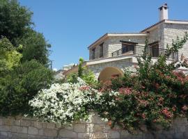 Villa Simou, Simou