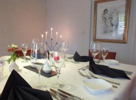 Rezas Bistro Restaurant Gästehaus, Oberbillig