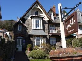 Gable Lodge Guest House, Lynton