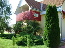 Aranyeső Vendégház, Domaszék