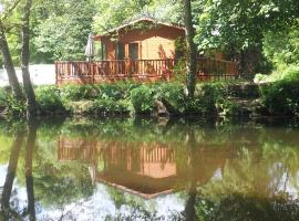 Dollar Lodge and Holiday Home Park, Dollar