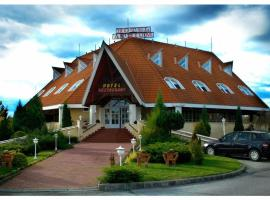 Átrium Hotel, Szentgotthárd