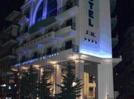 J.K.Hotel Apartments, Athen