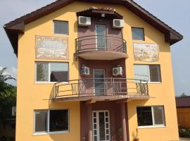 Hotel Villa Brignoli & Fogliata, Brăneşti
